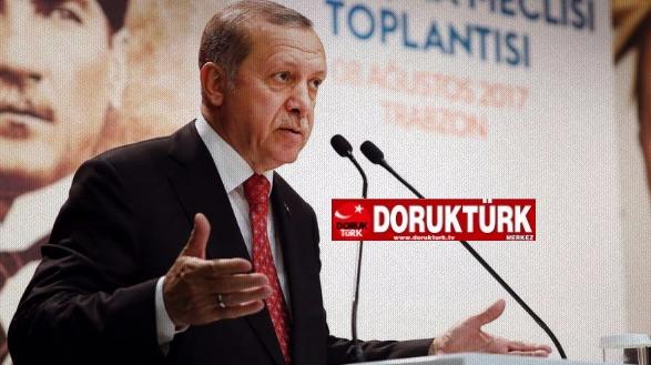 Cumhurbaşkanı Erdoğan'dan Merkez Bankası açıklaması: Haydi buyur bağımsızlık, neticesini göreceğiz