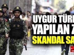 Uygur Türklerine yapılan zulme skandal savunma