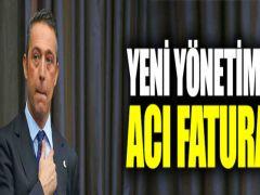 Fenerbahçe'de teknik direktör maliyeti dikkat çekti