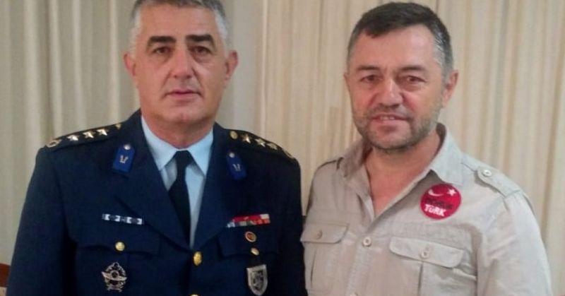 Albay Murat Selçuk Çol'dan Veda