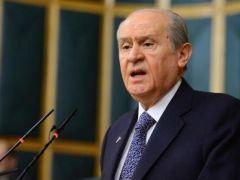 Bahçeli'den Erdoğan'a af yanıtı: MHP'yi hakir görmek basiretsizliktir!
