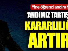 Cumhurbaşkanı Erdoğan ANDIMIZ'ı hedef aldı!