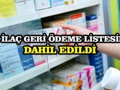 62 ilaç geri ödeme listesine dahil edildi