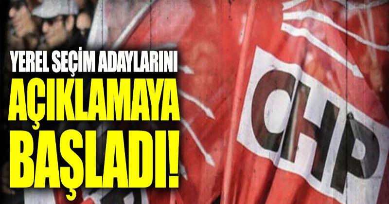 CHP belediye başkan adaylarını belirliyor