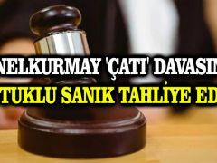 Genelkurmay 'çatı' davasında 2 tutuklu sanık tahliye edildi