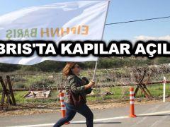 Kıbrıs'ta kapılar açıldı!