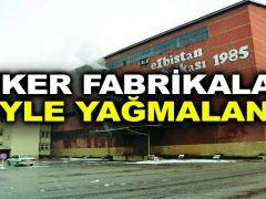 Milli Gazete: Şeker fabrikaları böyle yağmalandı!