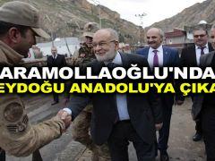Karamollaoğlu'ndan Güneydoğu Anadolu'ya çıkarma