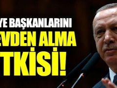 Belediye başkanını görevden alma yetkisi Cumhurbaşkanı Erdoğan'a  geçiyor!