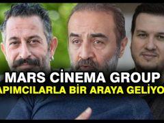 Mars Cinema Group, yapımcılarla bir araya geliyor!