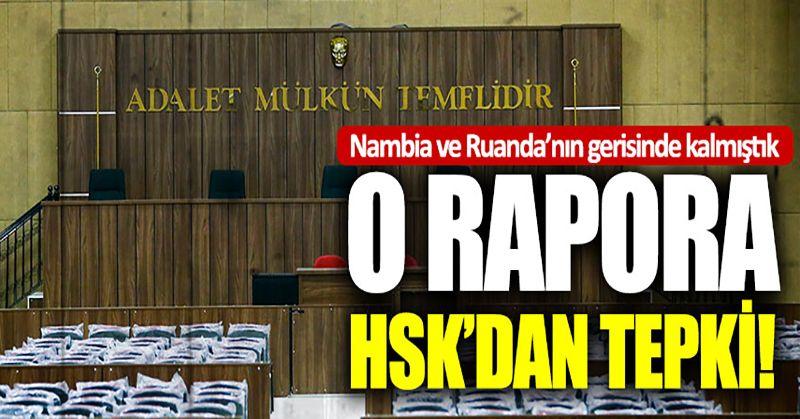 """HSK Başkanvekili Yılmaz: """"Türk hukuku Batılı ülkelerin üstünde"""""""