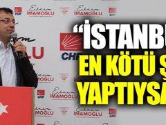 """Ekrem İmamoğlu: """"Hesap vereceksiniz"""""""