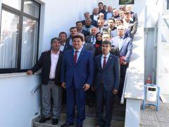Başkan Karaca, 41 mahalle muhtarıyla bir araya geldi.