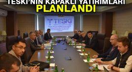 TESKİ'nin Kapaklı yatırımları planlandı