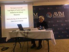 Yabancı Büyükelçiliklere Kıbrıs Dersi!
