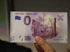 Göbeklitepe için özel Euro basıldı