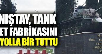 Danıştay, Tank-Palet Fabrikası'nın özelleştirilmesinin durdurulmasına gerek olmadığına karar verdi!