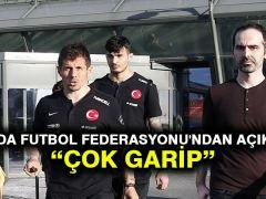 İzlanda Futbol Federasyonu'ndan Türk Milli Takımı'nın havalimanında bekletilmesi ile ilgili açıklama: Çok garip