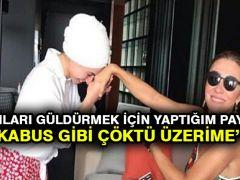Kültür ve Turizm Bakanı Ersoy'un eşi: İnsanları güldürmek için yaptığım paylaşım kabus gibi çöktü üzerime