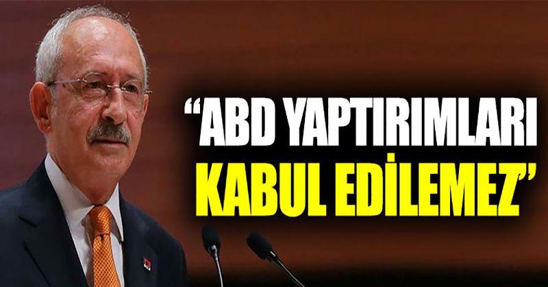 """Kılıçdaroğlu: """"Ateş çemberindeyiz, S-400'ler gereklidir"""""""