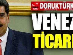 ABD'nin yaptırım tehdidinin sonrasında Venezuela ile ticaret durdu!