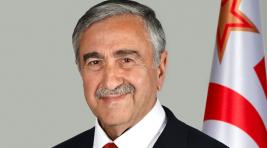 AKINCI: Kıbrıs Türk Halkının telkinlerle değil kendi iradesiyle karar verebilecek olgunluğa ulaştığı inancındayım