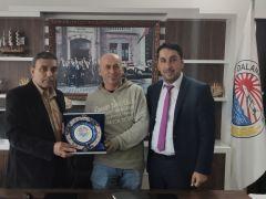 Dalaman Belediyesi'nden Ahmet Yaşar Çelik'e Teşekkür