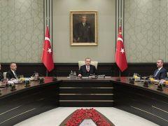 MGK: Barış Pınarı Harekatı amacına ulaşana kadar sürdürülecek!