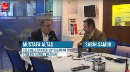 Coldwell Banker VIP Gayrimenkul Yön. Kur. Bşk. Mustafa Altaş, Çalışan TÜRKİYE programının konuğu oldu