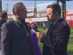 4. Geleneksel Cumhuriyet Halı Saha Futbol Turnuvası Ana Sponsoru Mustafa Altaş oldu