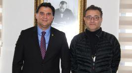 Yönetmen Eğilmez, Karaca'yı ziyaret etti