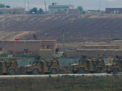 Suriye'nin kuzeyinde 27 Şubat'tan sonra ilk Türk-Rus ortak devriyesi