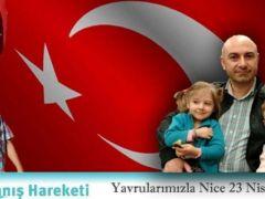 Murat ALTUN; Türkiye Büyük Millet Meclisi yüz yaşında. Kıvançlıyız. Nice yüzyıllara…