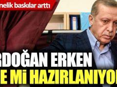 AK Parti'den ERKEN SEÇİM Açıklaması