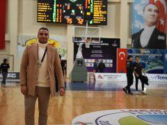 Miraç Efe Doğan : Basketbolu çok özledik ama insan sağlığı çok daha önemli