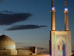 İran'da Camiler Açıldı!