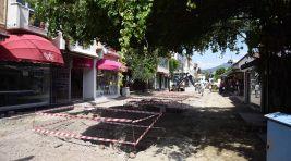 Fethiye'de 96. sokak baştan sona değişiyor