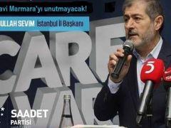 ABDULLAH SEVİM'DEN MAVİ MARMARA TEPKİSİ: TİMSAH GÖZYAŞI DÖKENLER VAR!