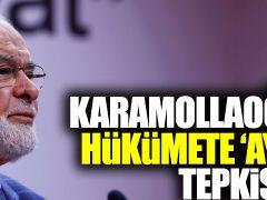 """Temel Karamollaoğlu'ndan hükümete """"Ayasofya"""" tepkisi"""