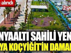 Karar oy birliği ile alındı: Konyaaltı sahili yeniden Hülya Koçyiğit'in damadında!