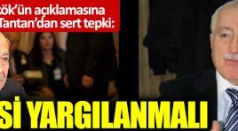 Tantan: Siyasi ve askeri yetkililer istifa etmeliydi