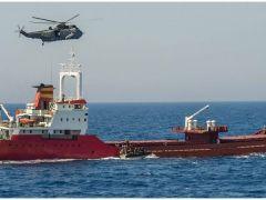 """""""Fransa, NATO'nun Akdeniz'deki 'Deniz Muhafızı' operasyonundan çekildi"""""""