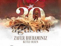 KARAKUŞ'TAN 30 AĞUSTOS ZAFER BAYRAMI KUTLAMASI