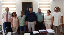 Lokman Hekim Fethiye Belediye Spor'da Yeni Başkan İzzet Durak