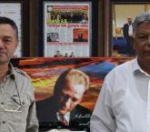 Acarlar A.Ş. Yönetim Kurulu Başkanı Mevlüt Acar  ile Çalışan TÜRKİYE