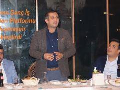 Dalaman Genç İş İnsanları Platformu ilk buluşmasını gerçekleştirdi